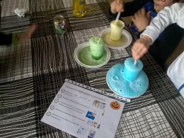 Pequeciencia: talleres de ocio recreativo para niños con TEA