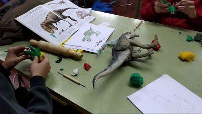 Entre Aves y Dinosaurios