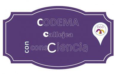 CCC: CODEMA Callejea con consCiencia