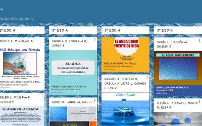 El Agua – Tareas competenciales para el aprendizaje significativo, interdisciplinar y transversal