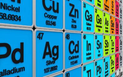 La biología en la tabla periódica