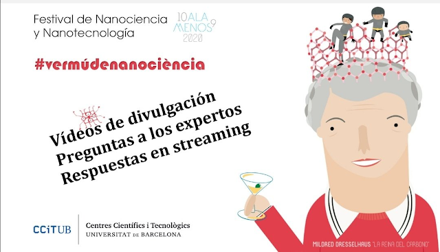 Nanotecnología en tiempos de confinamiento (2)
