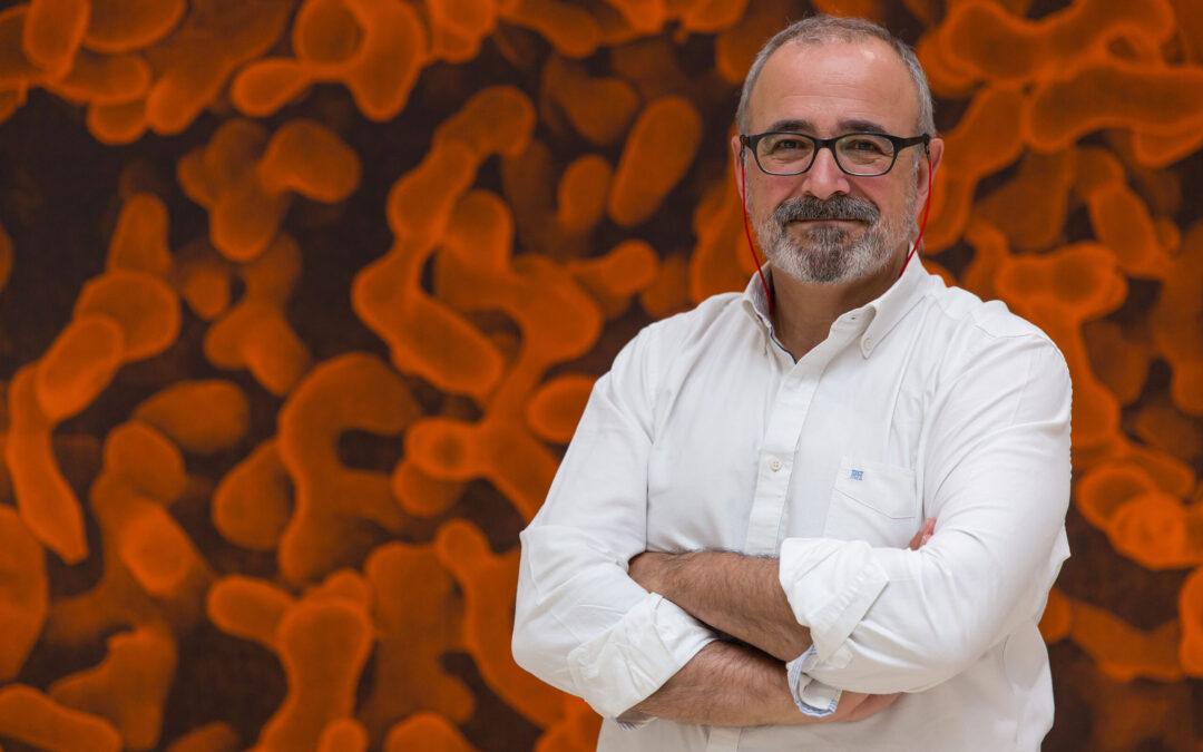 Ignacio López-Goñi, Premio COSCE a la Difusión de la Ciencia 2021