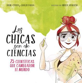 3 Libros para el Día de la Mujer y la Niña en la Ciencia
