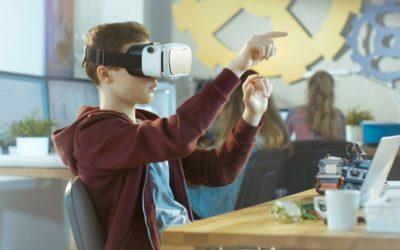 Las gafas de realidad  virtual como recurso educativo