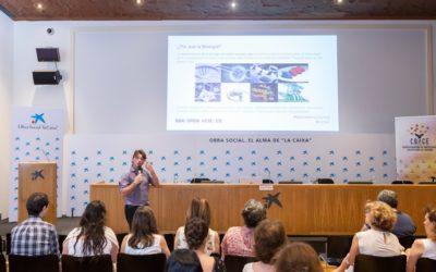 """""""Una escuela puede construirse un laboratorio de biología molecular con 500 euros"""""""