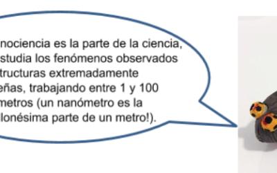 Experimentos sencillos de NANOTECNOLOGÍA con QUANTUMBOT: Recurso 1